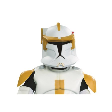 Star Wars Clonetrooper - Cody 2Pc Mask Halloween Costume Accessory](Solucion De Cody Halloween Saw Game)