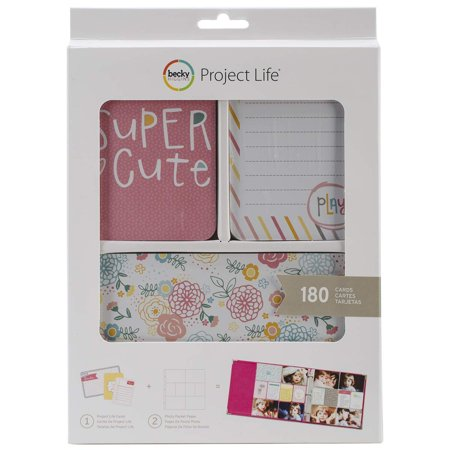 Super Cute Value Kit, See other project life editions By Becky Higgins ()
