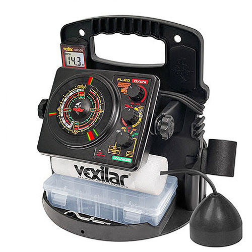 Vexilar FL-20 Ice ProPack II Locator with 12 Degree Ice Ducer