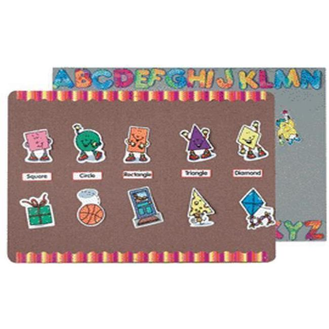 AARCO Products SF4872022 Pumice Fabric Wrapped Display Board