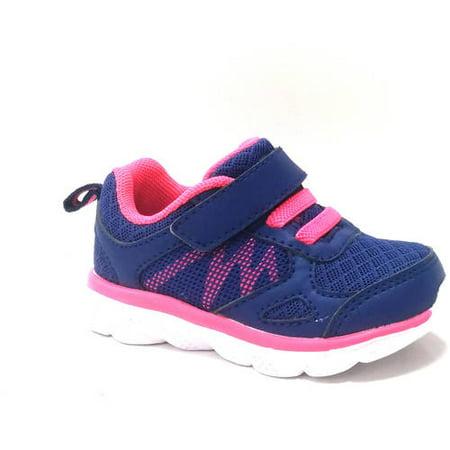 e54a20906723b1 Garanimals - Baby Girls  Lightweight Athletic Shoe - Walmart.com
