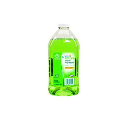 Clorox Green Works Natural All-Purpose Cleaner Refill, 64 Ounce CLO00457
