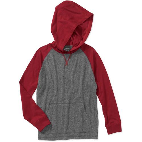 Wrangler Boys' Long Sleeve Pullover Hoodie