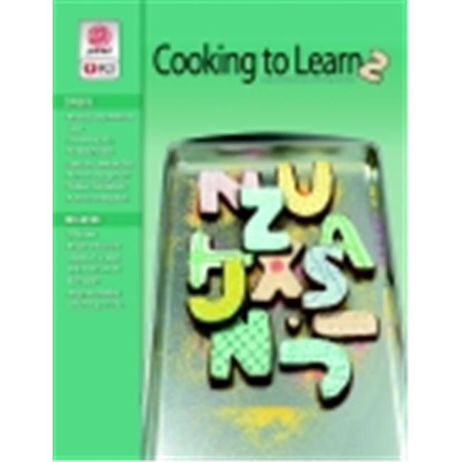 Pci Educational Publishing Pro-Ed Cooking To Learn 2 Reading & Writing Activities Binder by PCI Educational Publishing