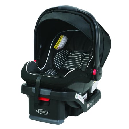 Graco SnugRide SnugLock 35 XT Infant Car Seat, Studio Black