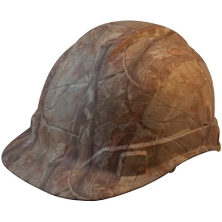 Pyramex Cap Style RIDGELINE Hard Hat Camo Pattern Pattern - 4 Point