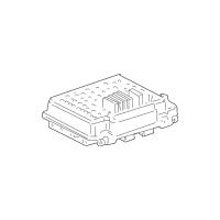 Genuine OE GM Junction Block 15304995