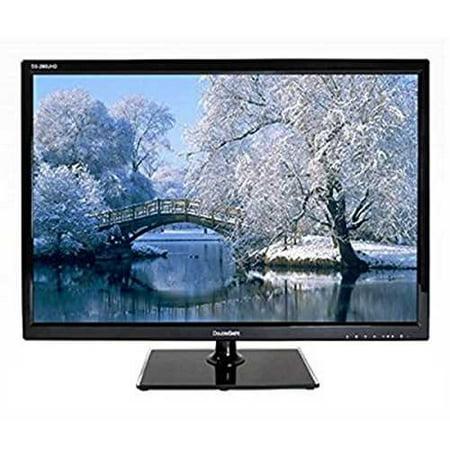 Refurbished DoubleSight 28 UHD 4K Ultra High Resolution LCD Monitor 3840 x  2160 Resolution, Speakers, VESA, LED Back Light
