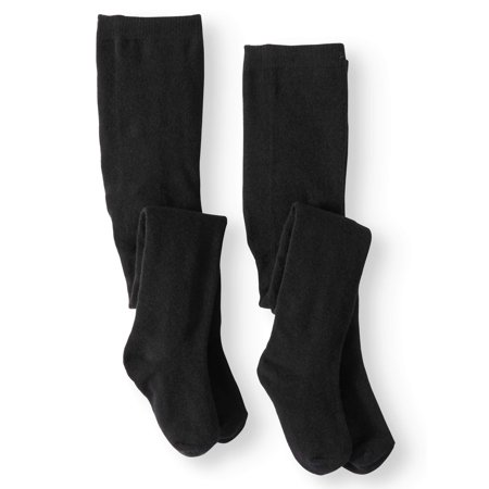 Jefferies Socks Soft Cotton Tights, 2-pack (Baby Girls) - Halloween Toddler Tights