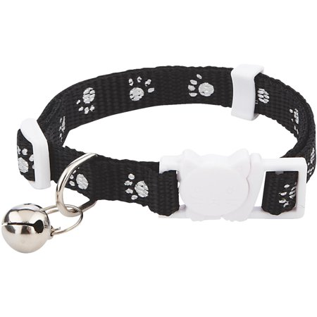 (Westminster Pet Nylon Safety With Bell Cat Collar)