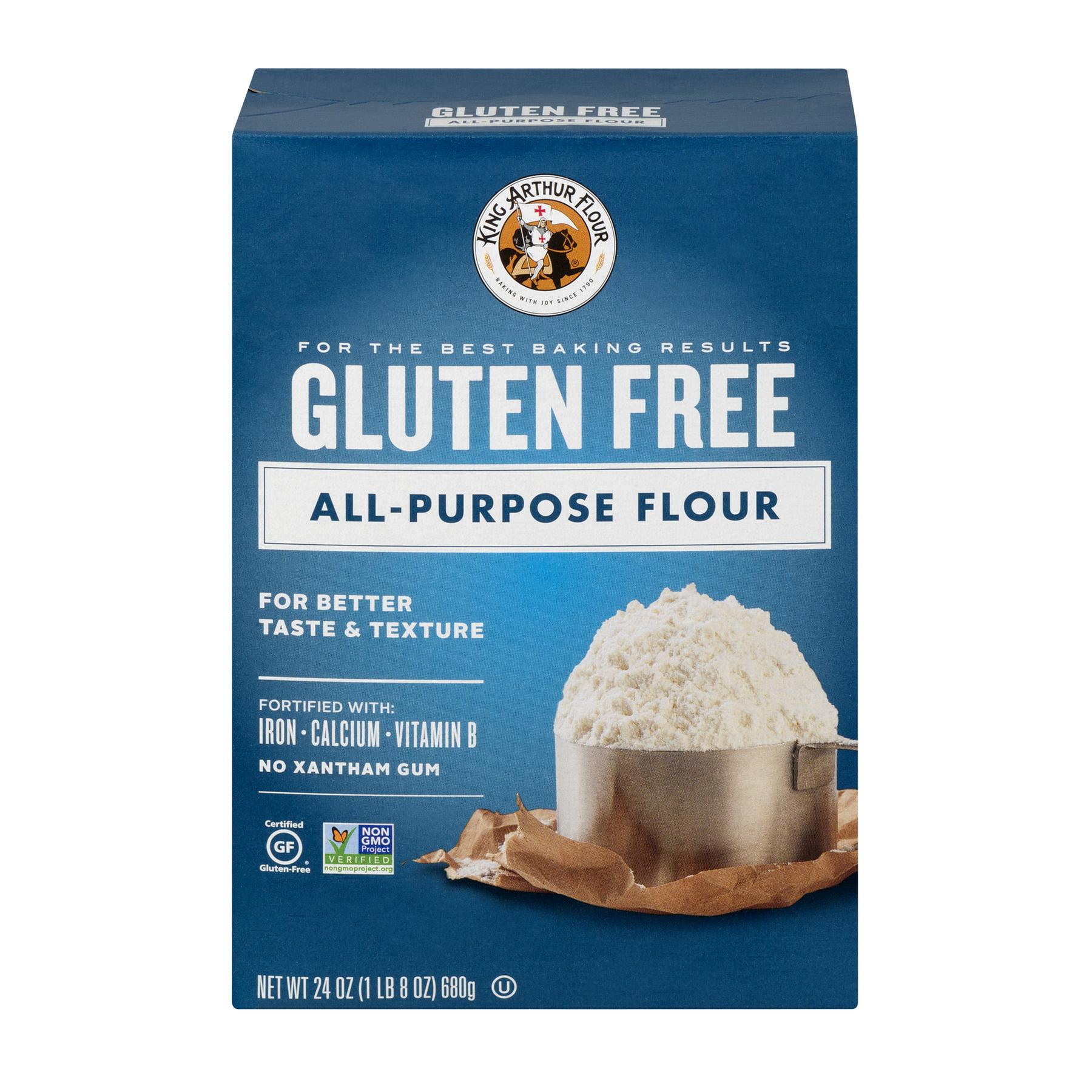 King Arthur Flour Gluten Free Multi-Purpose Flour 24 oz. Box
