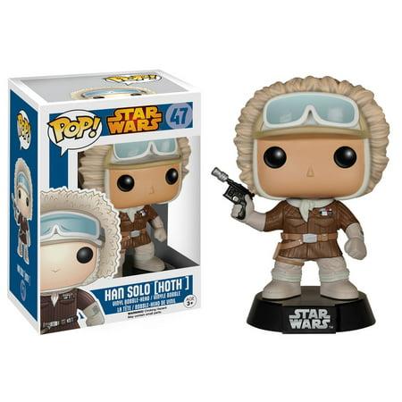 Funko POP! Star Wars Han Solo Vinyl Bobble Head [Hoth]