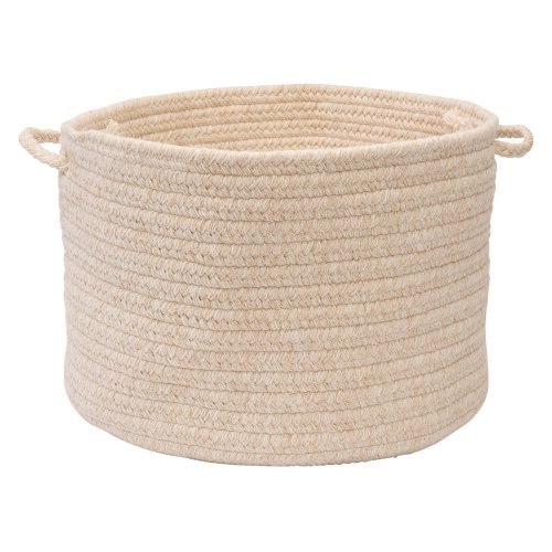 Colonial Mills Bristol Storage Basket - 18 diam. x 12 in.