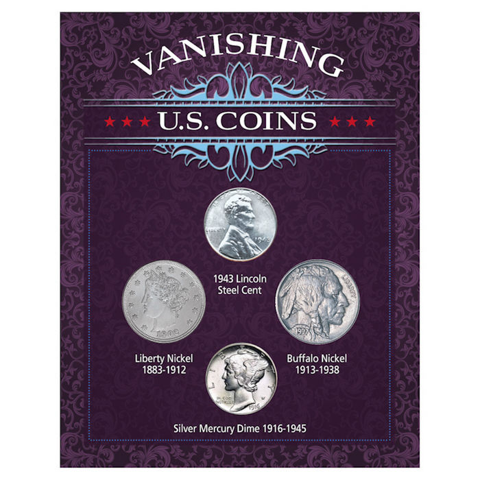 Vanishing U.S. Coins Collection