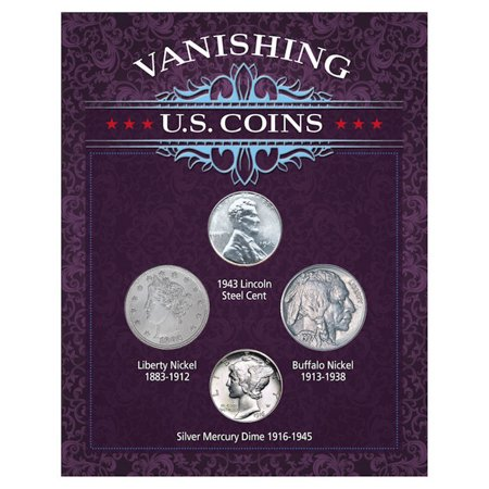 Vanishing U.S. Coins (Mixed Coin)