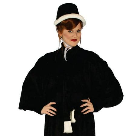 Dickens Caroler Capelet - Byers Choice Halloween Carolers