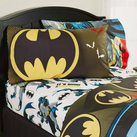 Batman Bedding Set Walmart