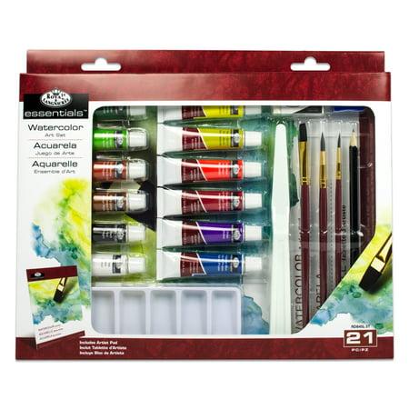 Royal & Langnickel Watercolor Painting Box](Watercolor Painting Supplies)
