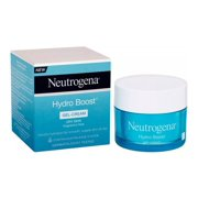 Neutrogena Hydro Boost Gel Cream with Hyaluronic Acid Hydrating Facial Moisturizer for Dry Skin, Fragrance Free, 50 ml (1.7 Oz)