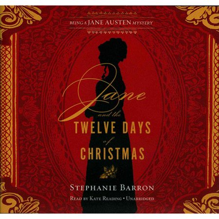 Jane and the Twelve Days of Christmas: Library Edition by