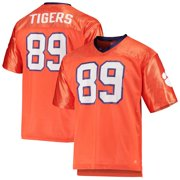 Men's Russell Athletic Orange Clemson Tigers Replica V-Neck Jersey