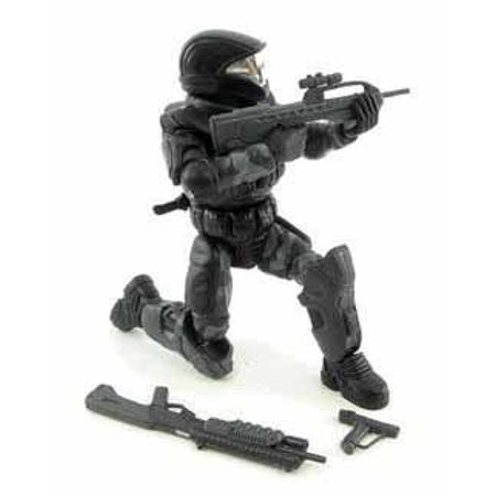 Orbital Drop Shock (Halo 2 Action Figure Series 4 Marine Orbital Drop Shock Trooper ODST )