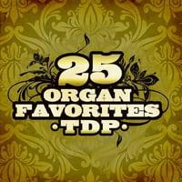 25 Organ Favorites (CD)