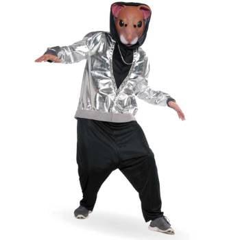 80s Hip Hop Costumes (CO-HIP HOP HAMSTA COSTUME)