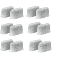 Newhouse Charcoal Filters (12-Pack) Replacement Charcoal Water Filters for Cuisinart Coffee Machines