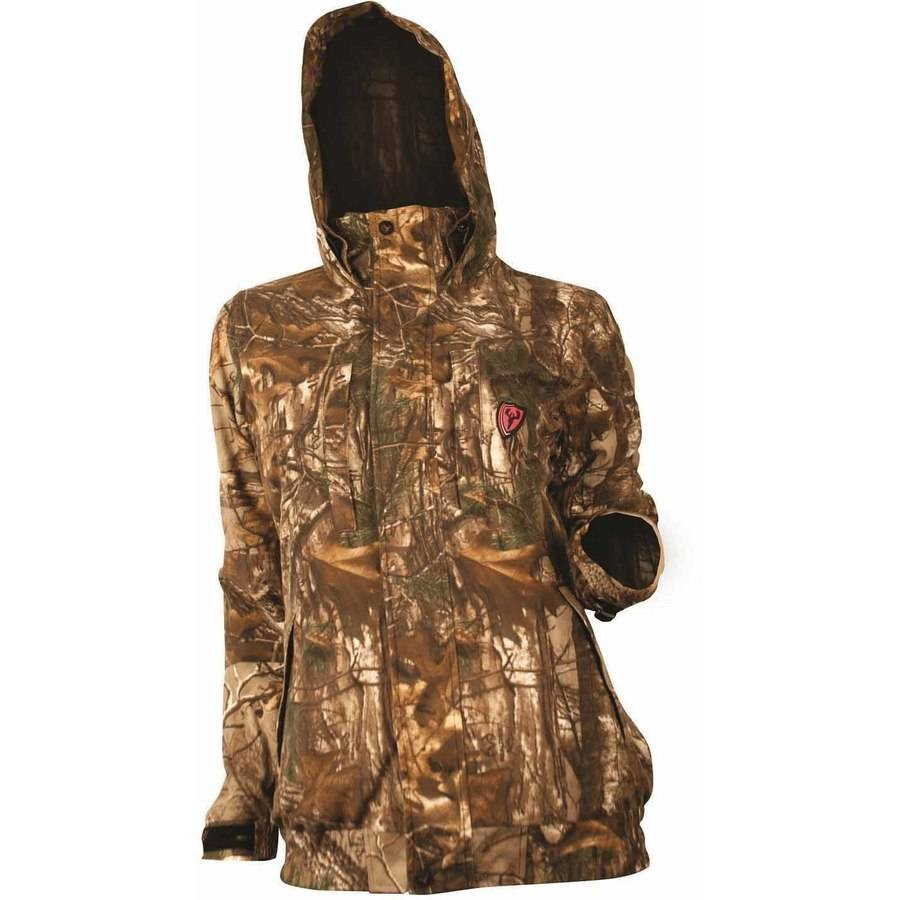 Scent Blocker Sola Womens Outfitter Jacket, Camo by Scent Blocker