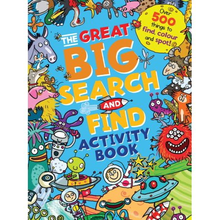 The Great Big Search and Find Activity -