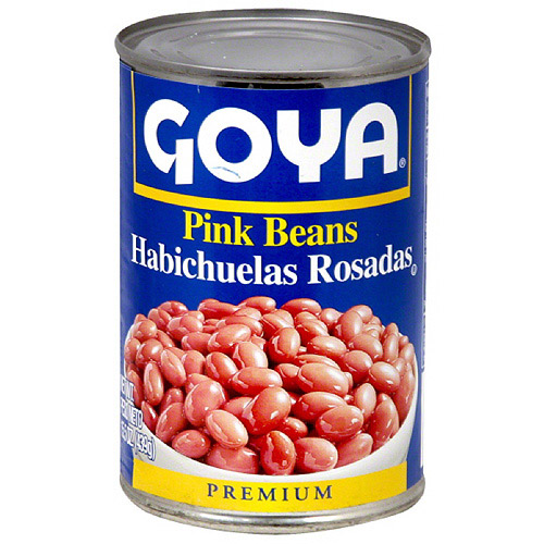 Goya Pink Beans, 15.5 oz (Pack of 24)