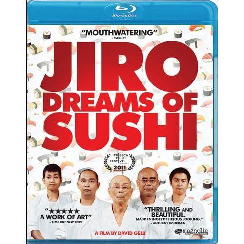 Jiro Dreams Of Sushi (Japanese) (Blu-ray)