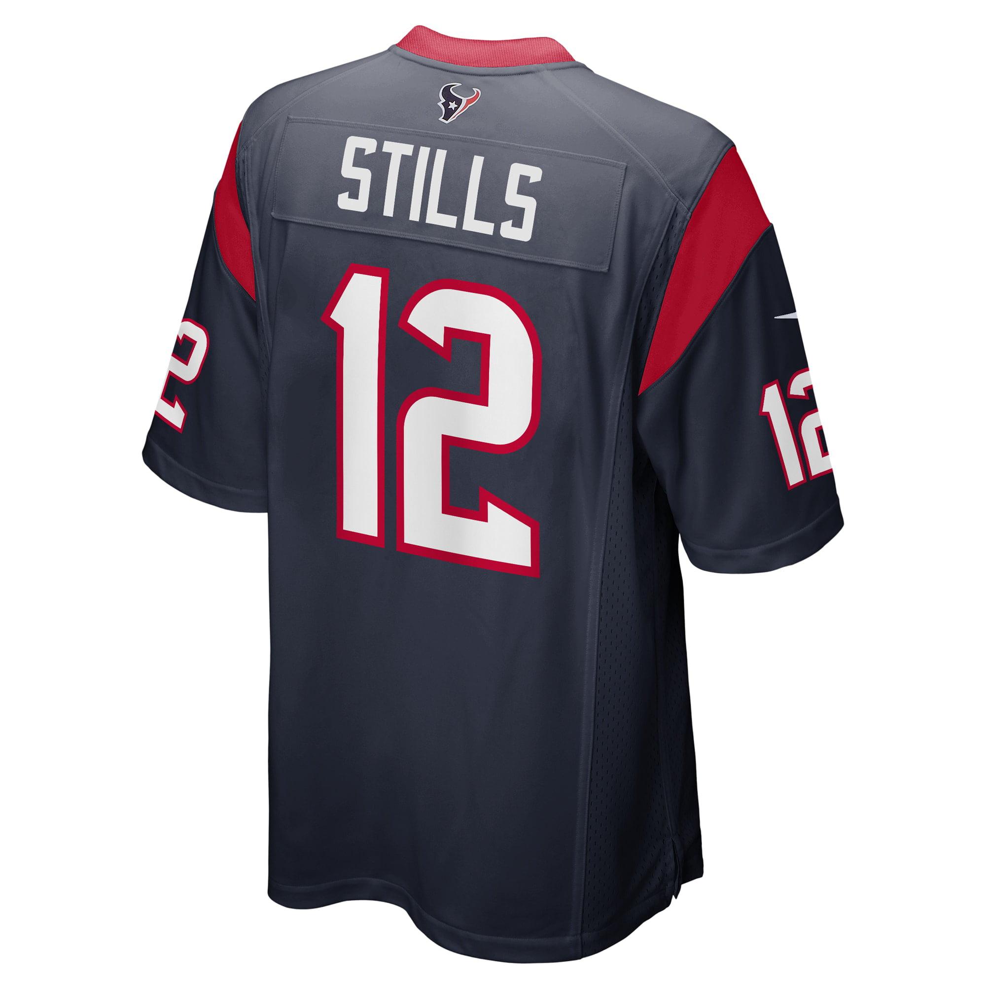 Kenny Stills Houston Texans Nike Game Jersey - Navy