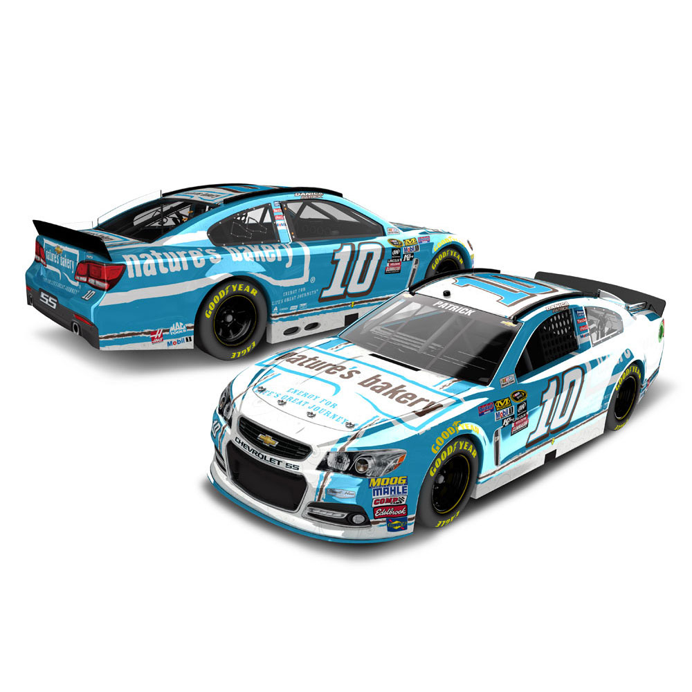 Danica Patrick Action Racing 2016 #10 Nature's Bakery 1:24 Nascar Sprint Cup Series Liquid... by Lionel LLC