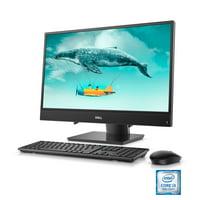 Dell Inspiron 3480 All-in-One (AIO) Desktop, 23.8'', Intel Core i3-8145U, 8GB RAM, 1TB 5400 RPM HDD, Intel UHD Graphics 620, Windows 10 Home, i3480-3394BLK-PUS