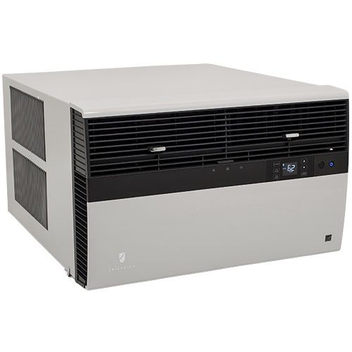 Friedrich EL36N35B 36000 BTU 208/230V Window Air Conditioner with 17300 BTU Heater and Remote Control