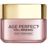 L'Oreal Paris Age Perfect Cell Renewal Rosy Tone Mask, 1.7 oz