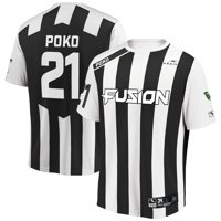 Poko Philadelphia Fusion INTO THE AM 2019 Overwatch League Limited Edition Authentic Third Jersey - Black/White