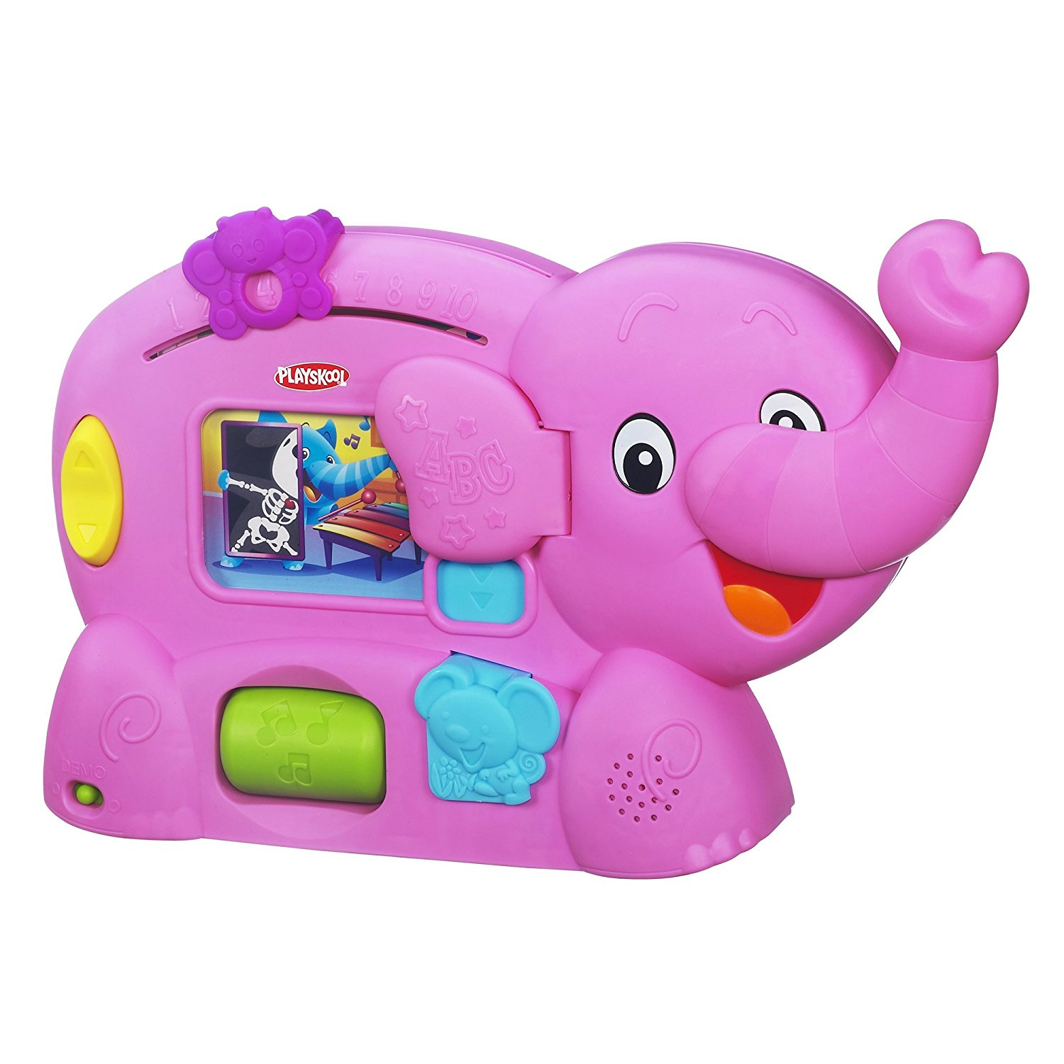 Learnimals ABC Adventure Pink Elephant Toy, High quality toys for children all ages By... by