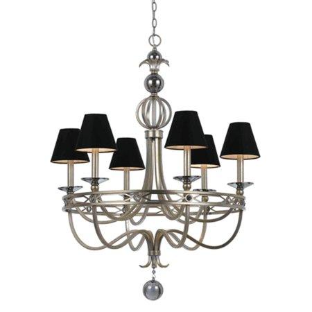 Af lighting rhythm mini chandelier in silver foil glint corporate af lighting rhythm 6 light chandelier in oil rubbed bronze aloadofball Gallery
