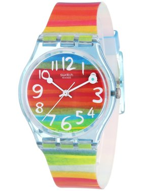 Swatch Women's Color The Sky Watch GS124