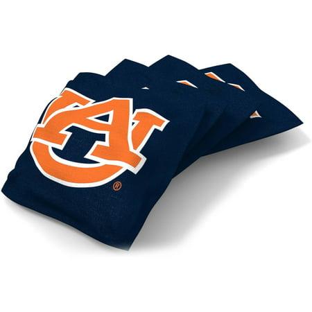 Wild Sports Collegiate Auburn Tigers XL Bean Bag (Auburn Tigers Gift Box)
