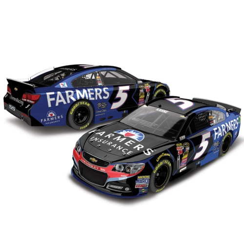 Kasey Kahne 2015 LiftMaster 1:24 Nascar Diecast by Lionel Racing