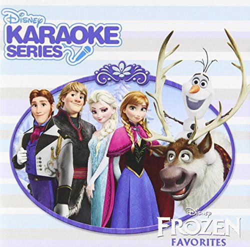 Disney Karaoke Series: Frozen Favorites - Disney Karaoke Series: Frozen Favorites [CD]