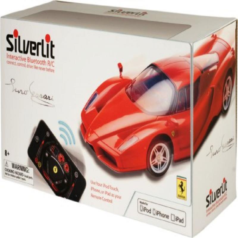 Silverlit Ferrari Enzo for iPod, iPhone, and iPad
