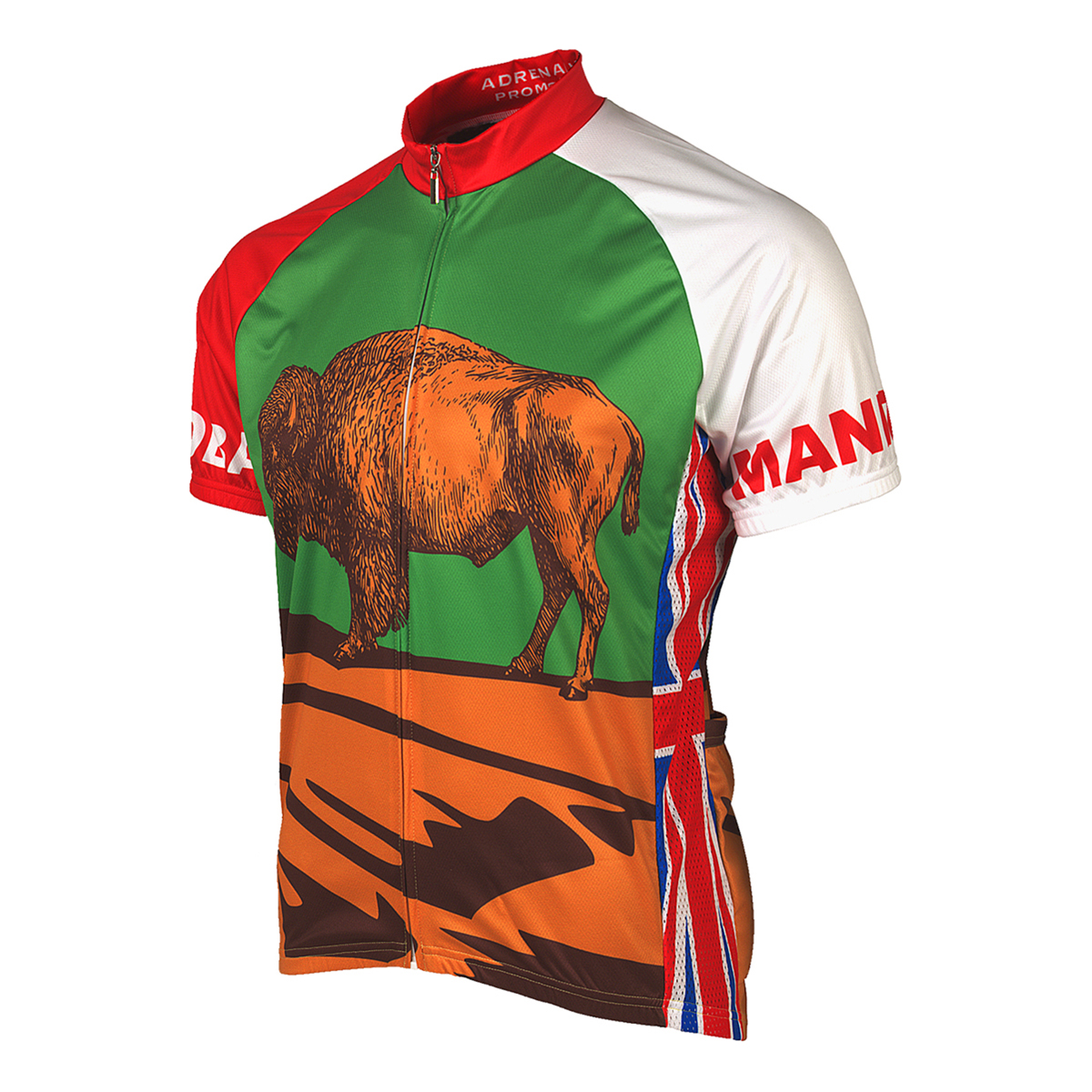 Adrenaline Promotions Manitoba Cycling Jersey