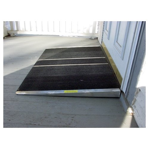 Prairie View Industries Self Supporting Threshold Ramp