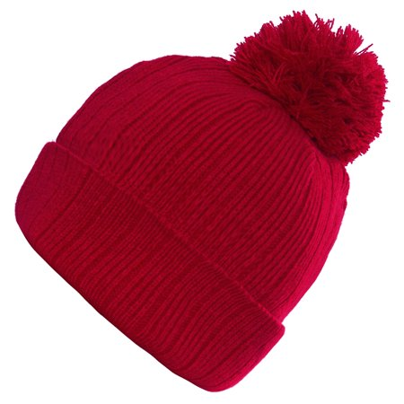 Unisex Pom Pom Men's Women's Winter Beanie Knit Warm Caps Hat Cyber Monday (Best Cyber Monday Deals On Washers And Dryers)