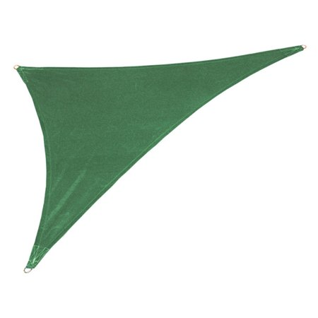 Coolaroo Coolhaven 15 x 12 x 9 ft. Right Triangle Shade Sail